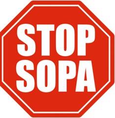 SOPA-blackout