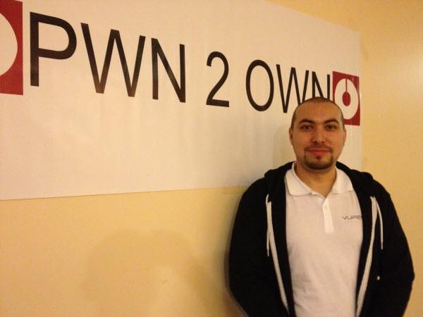 vupen pwn2own 2012 جوجل كروم أول متصفح تم اختراقه في مسابقة Pwn2Own للقرصنة