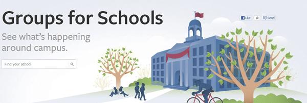 gruops for schools