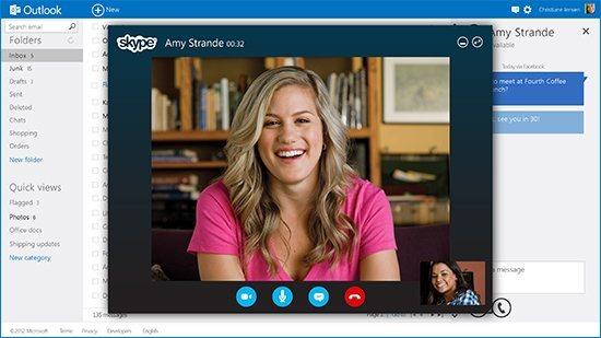 Outlook_Inbox_WithSkypeDialogBox