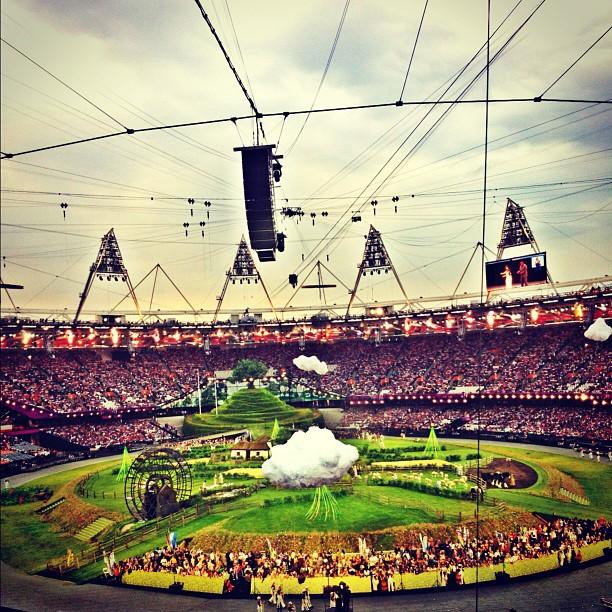 أولمبياد لندن 2012
