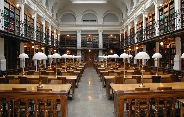 المكتبات الجامعية