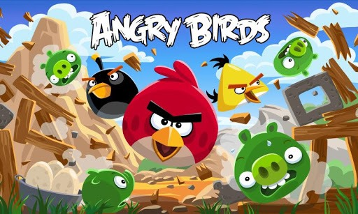 الطيور الغاضبة