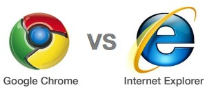 google-chrome-vs-mircosoft-internet-explorer