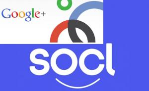 socl vs Google+