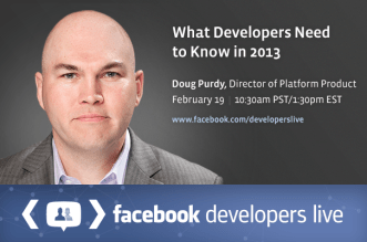 A New Video Channel for Developers: Facebook Developers Live