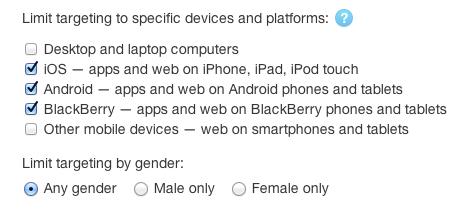 Device_Gender_Targeting