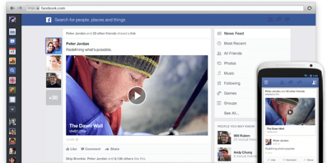 facebook new news feed games