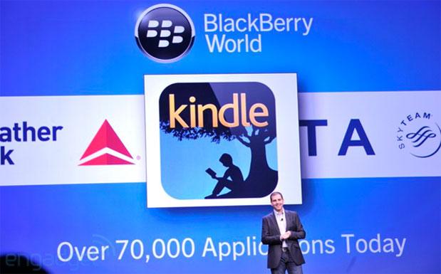 blackberry 10 apps
