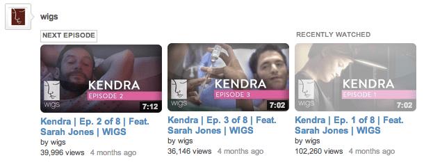 youtube homepage update