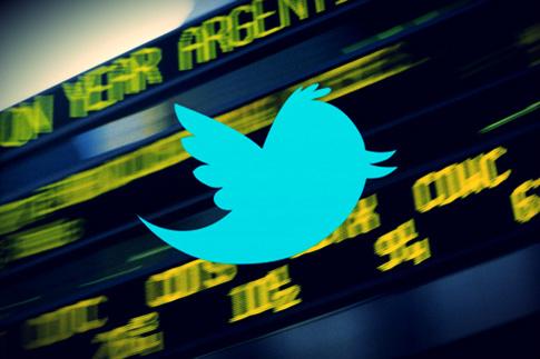 تويتر يستعد للانضمام إلى الاكتتاب نهاية هذا العام
