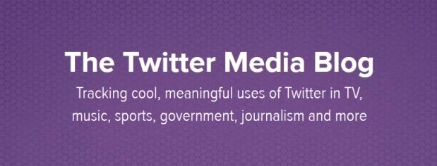 مدونة تويتر لوسائل الإعلام الجديدة
