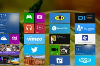 ويندوز 8.1 إصدار آر تي إم قادم لشركات التصنيع خلال الشهر الجاري
