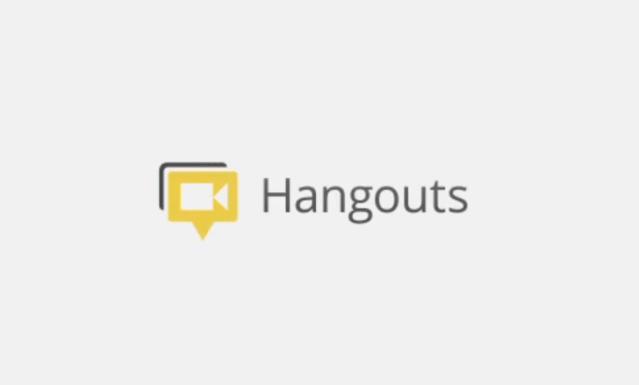قوقل HangOuts