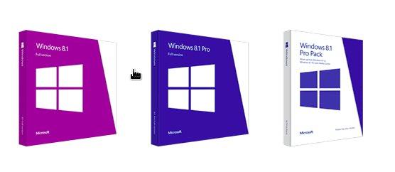 مايكروسوفت تكشف عن أسعار ويندوز 8.1