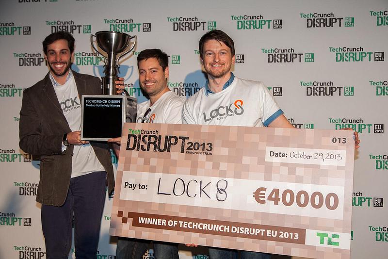 TC Disrupt Berlin Winner