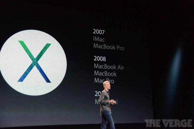 الأجهزة التي سيدعمها