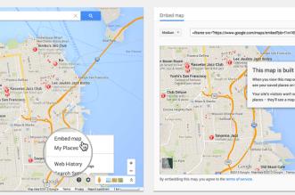 Nov 25 embed map