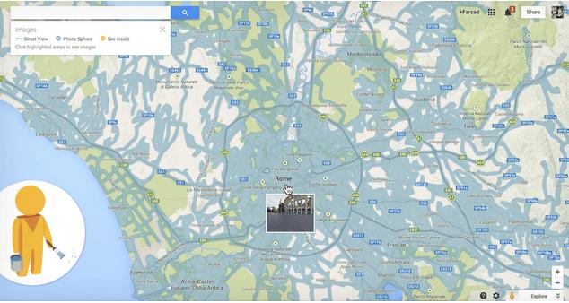 new google maps