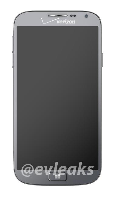 "Windows Phone 8.1-powered Samsung SM-W750V ""Huron"""