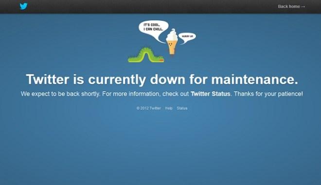 Twitter down