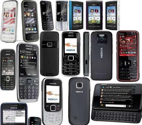 أكثر الهواتف مبيعا على مر التاريخ