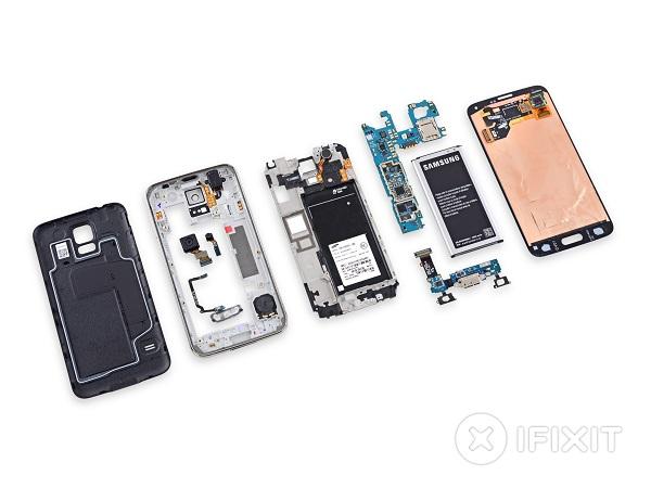Samsung-Galaxy-S5-teardown-ifixit