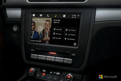windows in car