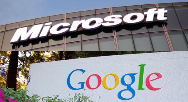 110330 google1 microsoft war 605 صفقات استحواذ الكبار [1]