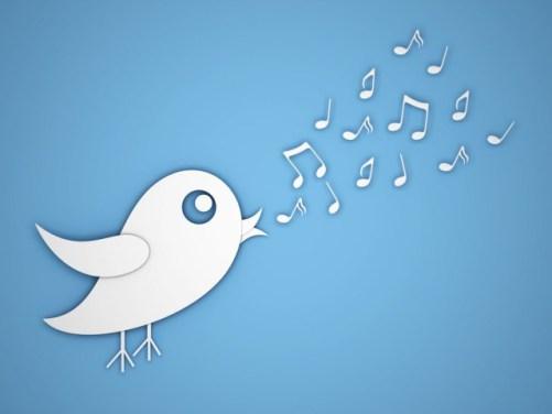 twitter sing