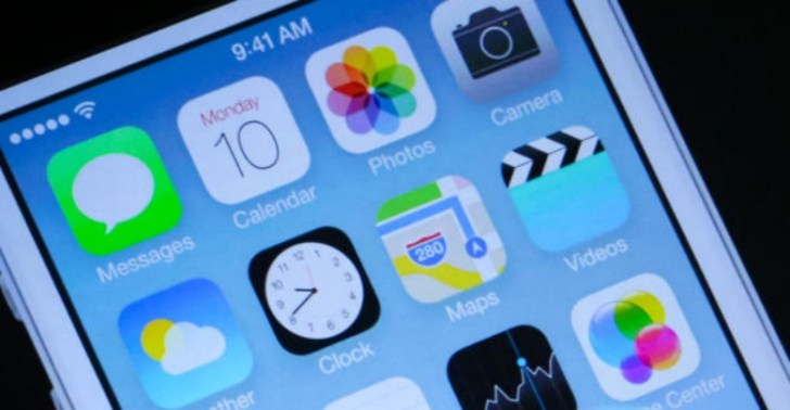 أبل iOS 7
