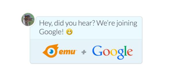 Emu google
