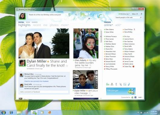 messenger8 verge super wide بعد 15 سنة خدمة .. MSN Messenger يتقاعد نهائياً و إلى الأبد
