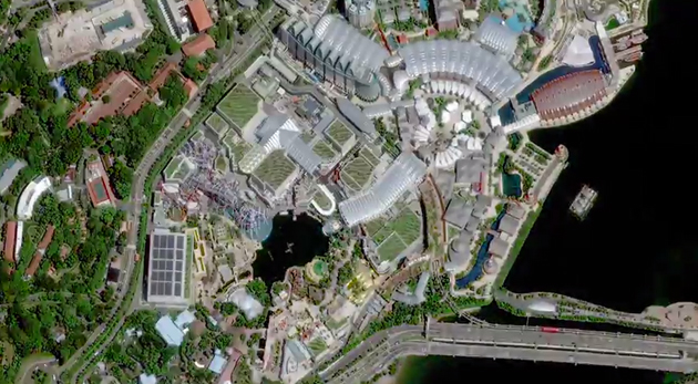 worldview 3 satellite image أمريكا تقرر إطلاق أول قمر صناعي لالتقاط صور عالية الدقة في 13 أغسطس