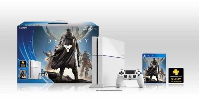 PlayStation 4 Destiny Bundle