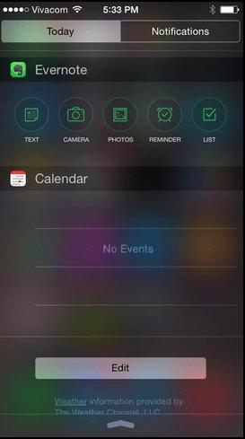 Capture40 حمّل أفضل الودجت على iOS 8