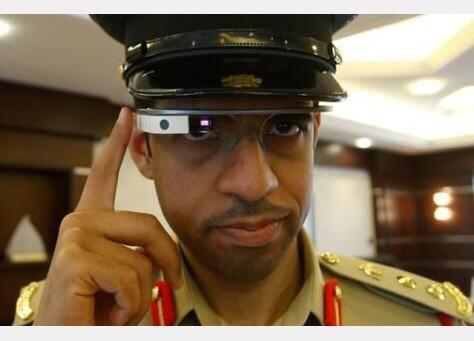 By8at1hCIAAUati شرطة دبي تبدأ بإستخدام نظارات قوقل للتعرف على المجرمين