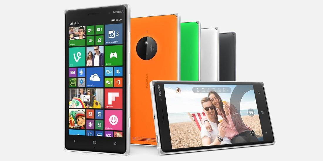 Lumia 830 يصل السعودية بكاميرا 10 ميغابكسل