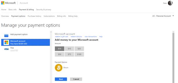 microsoft-account-bitcoin