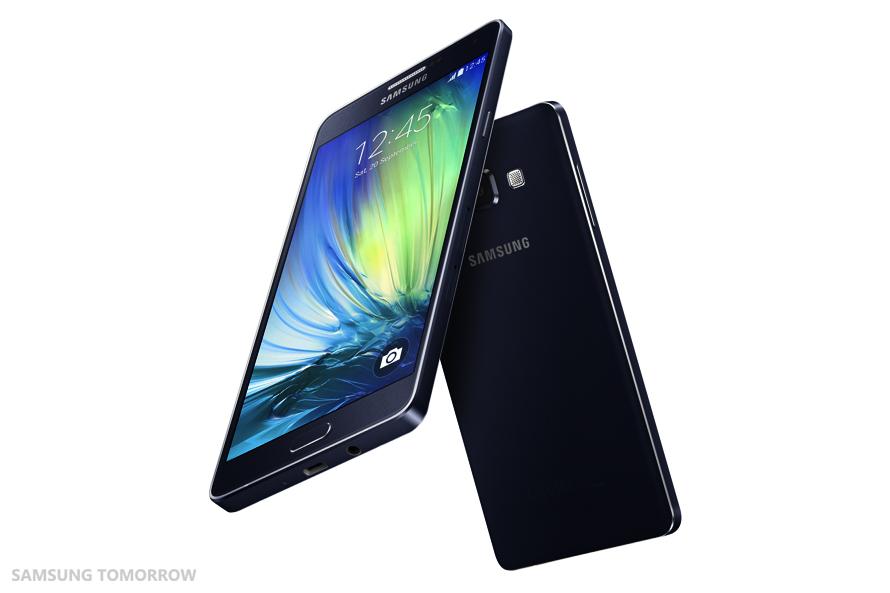 سامسونج تُطلق Galaxy A7 بسعر 600 دولار تقريبًا