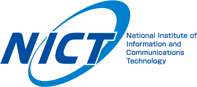 The National Institute of Information and Communications Technology (NICT)
