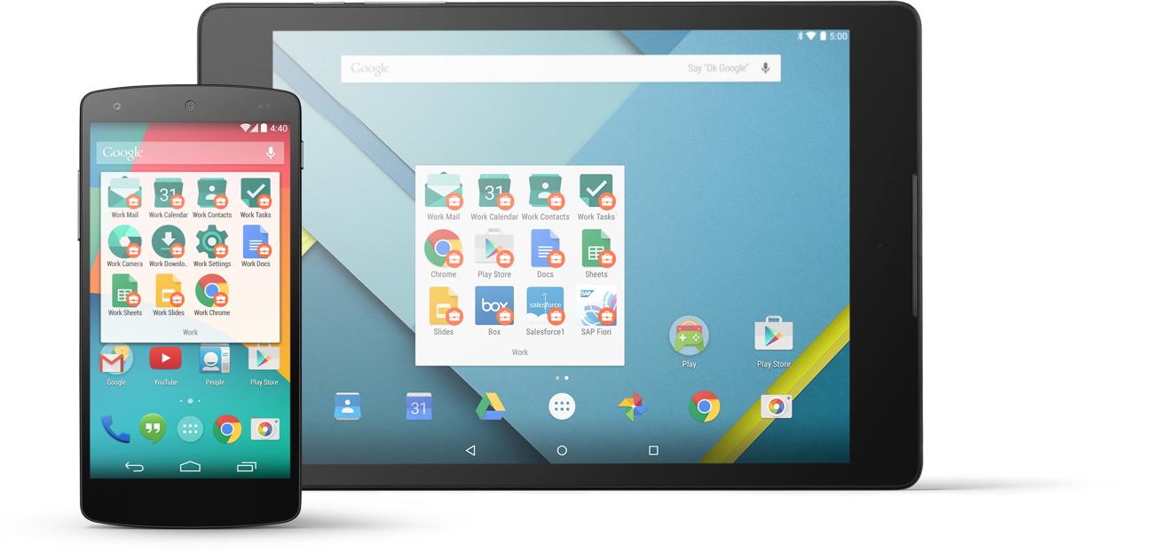 متابعةً للخدمات الجديدة التي تقدّمها شركة غوغل، تطبيق Android for Work App والذي طرحته غوغل على منصة التشغيل أندرويد، حيث من خلاله يوفّر السماح للمستخدمين ...