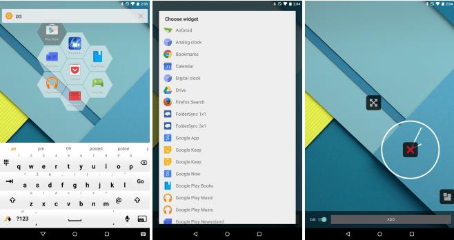 Hexy Launcher شبكة سداسية تضع فيها تطبيقاتك المفضلة على أندرويد