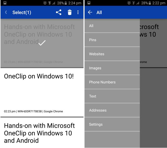 OneClip خدمة سحابية جديدة قادمة من مايكروسوفت