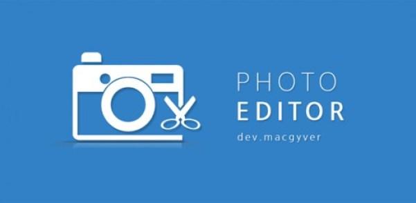 تطبيق Photo Editor تعديلات غير محدودة على صورك في أندرويد