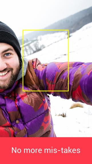 SelfieX للتصوير السيلفي عبر الكاميرا الخلفيّة بتقنية مبتكرة وبأدوات رائعة