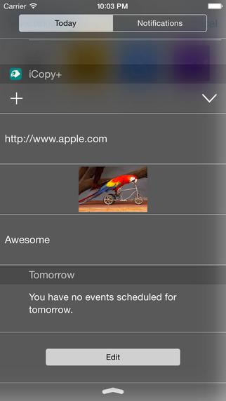 iCopy+ تطبيق عربي لإدارة محفظة النسخ واللصق من أي مكان في النظام على iOS
