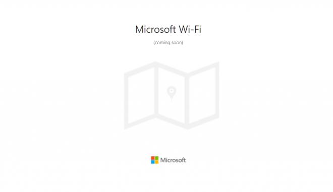 مايكروسوفت واي فاي