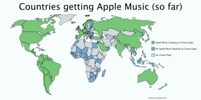 Apple-Music-map