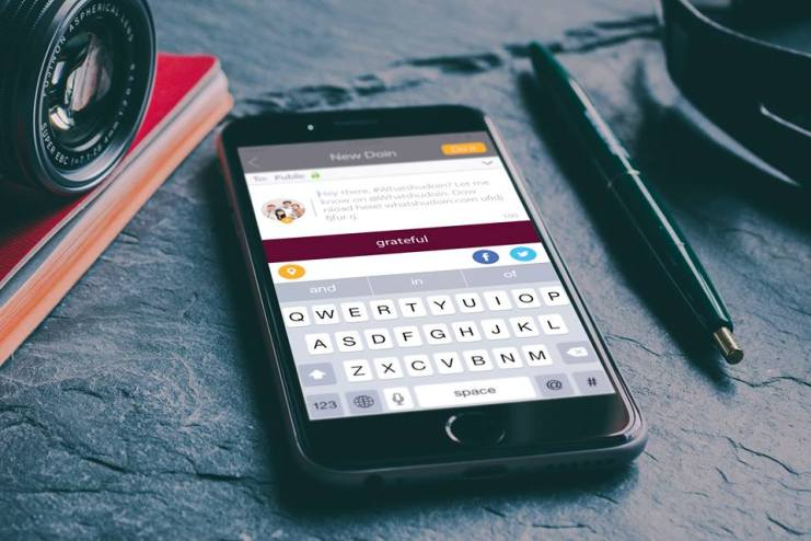 Whatshudoin للتواصل الإجتماعي بفكرة مبتكرة على اندرويد و iOS